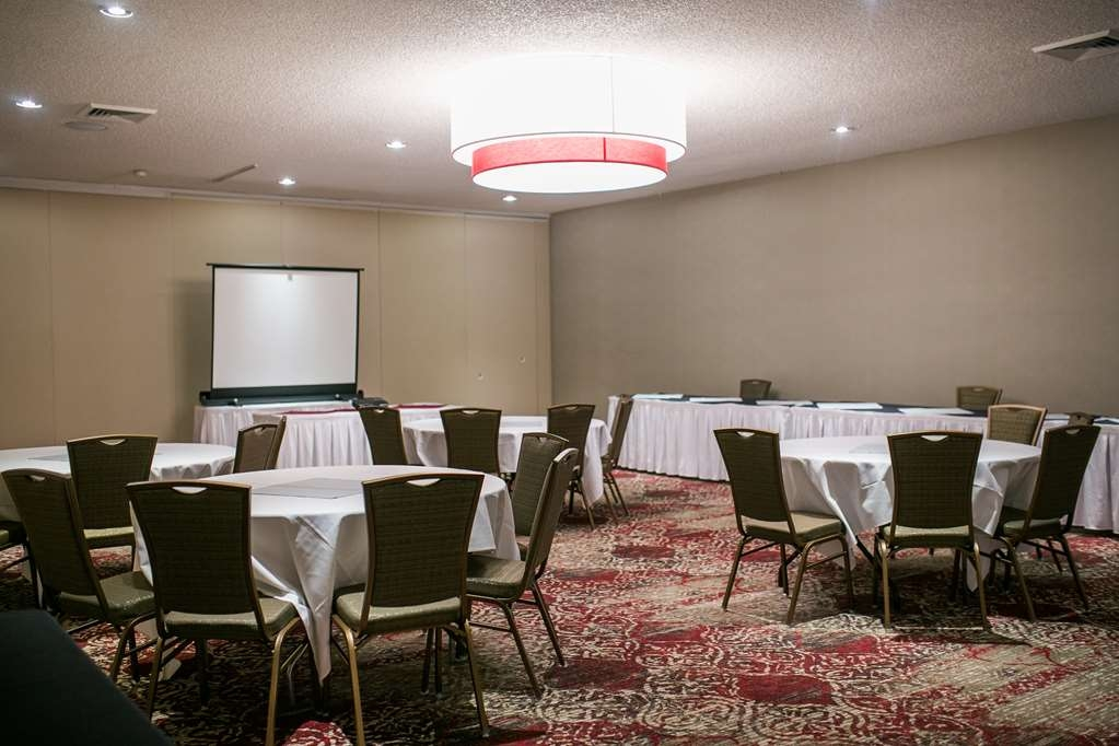 Best Western Plus Burley Inn & Convention Center - Salle de réunion