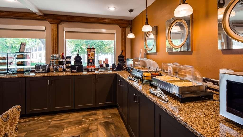 Best Western Plus Burley Inn & Convention Center - Ristorante / Strutture gastronomiche