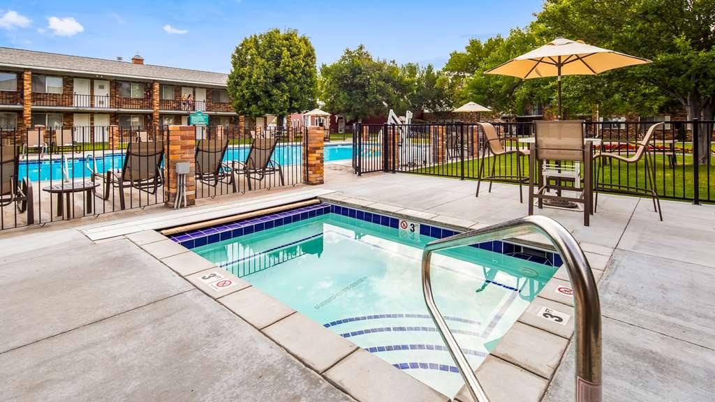 Best Western Plus Burley Inn & Convention Center - Vue de la piscine