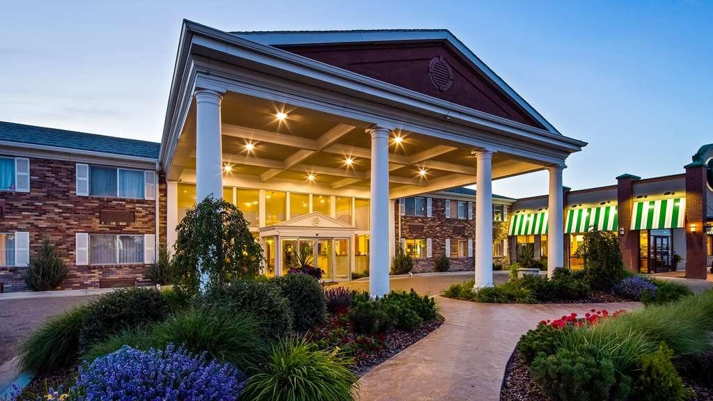 Best Western Plus Burley Inn & Convention Center - Façade