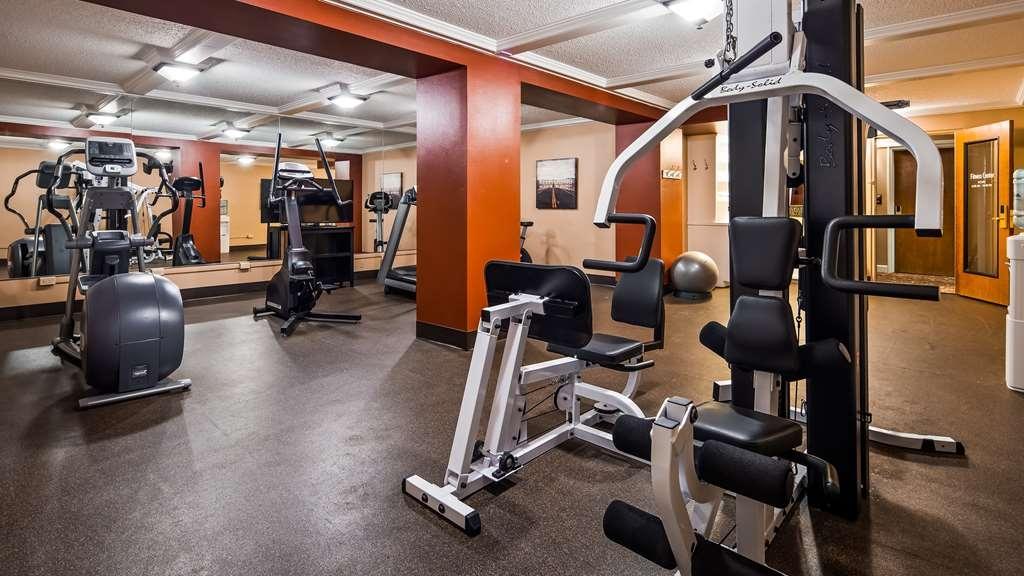 Best Western Plus Burley Inn & Convention Center - Club de remise en forme