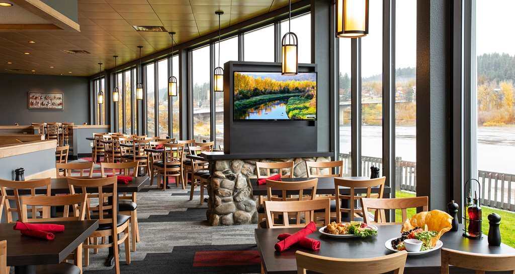 Best Western Plus Kootenai River Inn Casino & Spa - Restaurante/Comedor