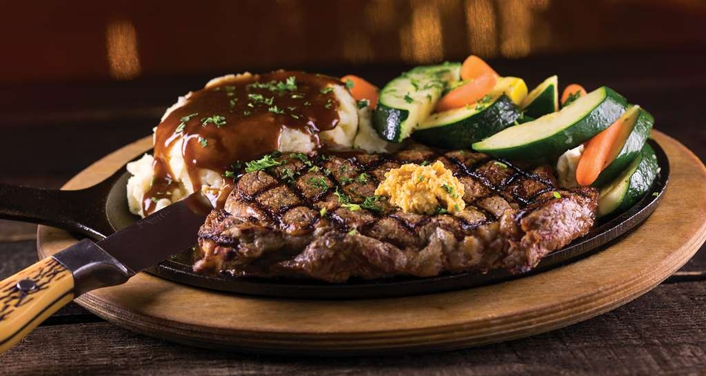 Best Western Plus Kootenai River Inn Casino & Spa - Restaurant / Gastronomie