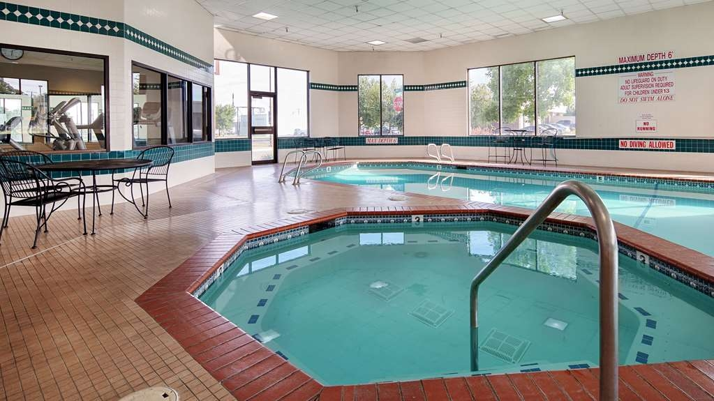 Best Western Plus CottonTree Inn - piscina coperta