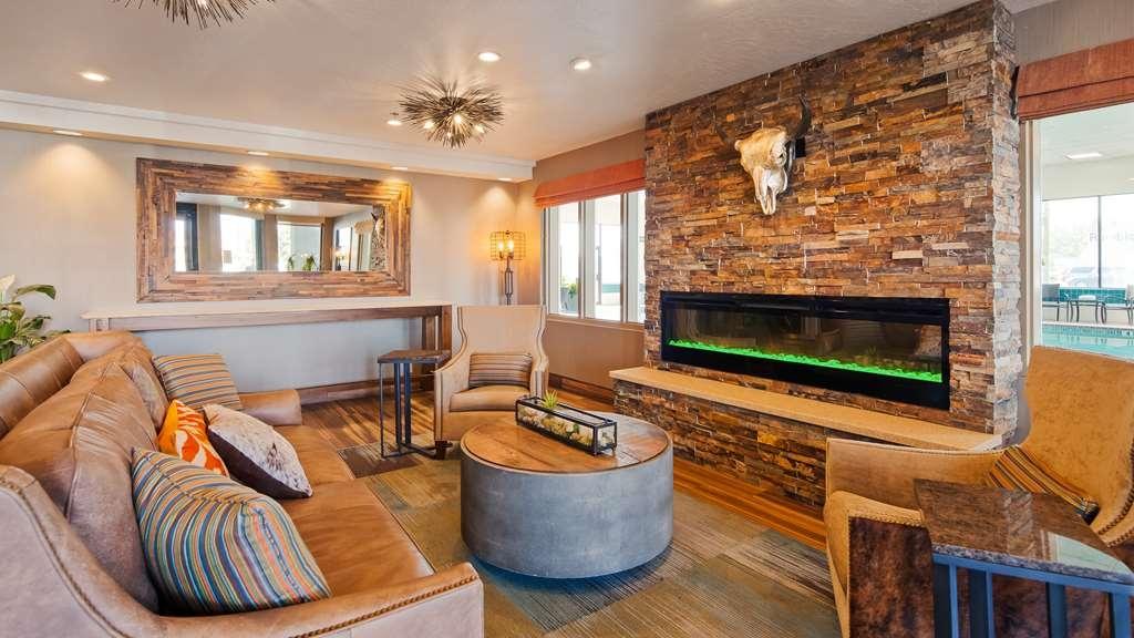 Best Western Plus CottonTree Inn - Lobbyansicht