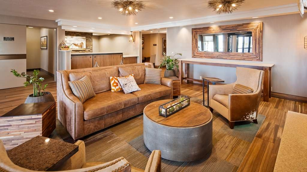 Best Western Plus CottonTree Inn - Lobby