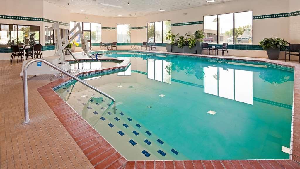 Best Western Plus CottonTree Inn - Pool with ADA Pool Lift