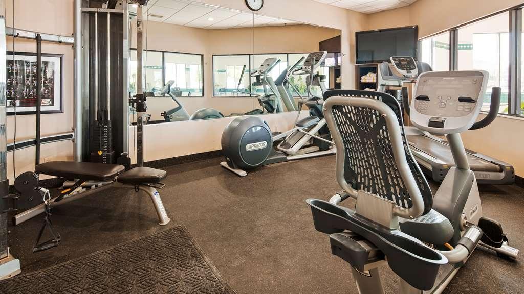 Best Western Plus CottonTree Inn - Fitness Center