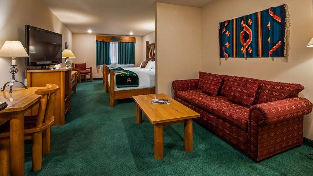 Best Western Plus Kentwood Lodge - Suite