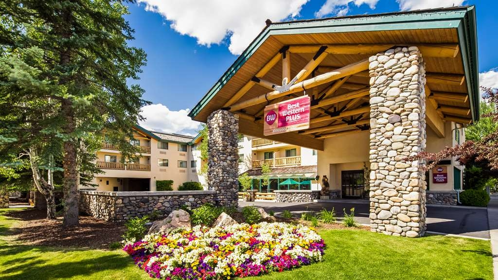 Best Western Plus Kentwood Lodge - Exterior