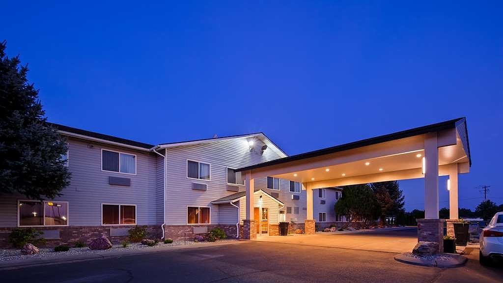 Best Western Blackfoot Inn - Vista exterior