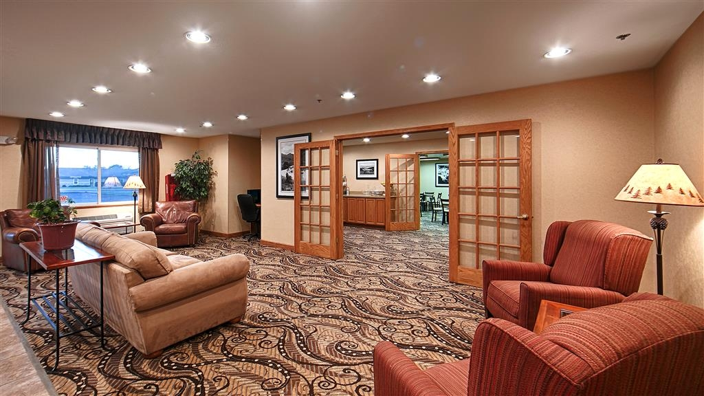 Best Western Blackfoot Inn - Lobby