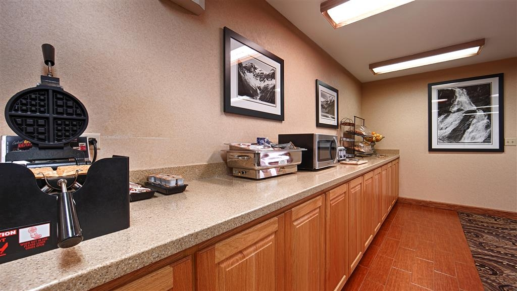 Best Western Blackfoot Inn - Breakfast Area