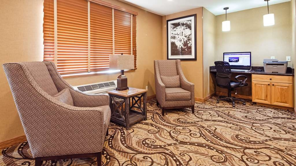 Best Western Blackfoot Inn - Business Center