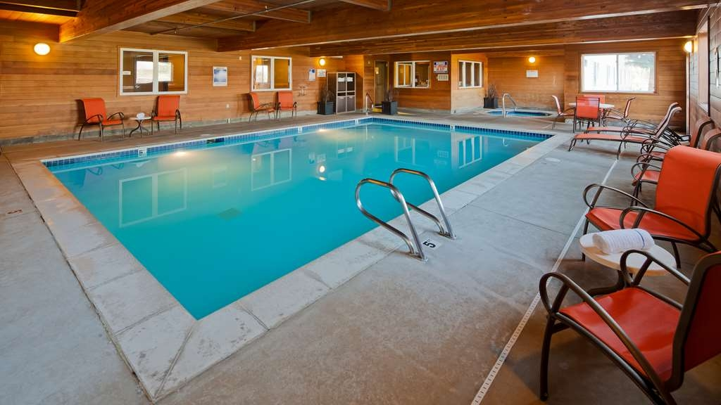 Best Western Blackfoot Inn - Pool