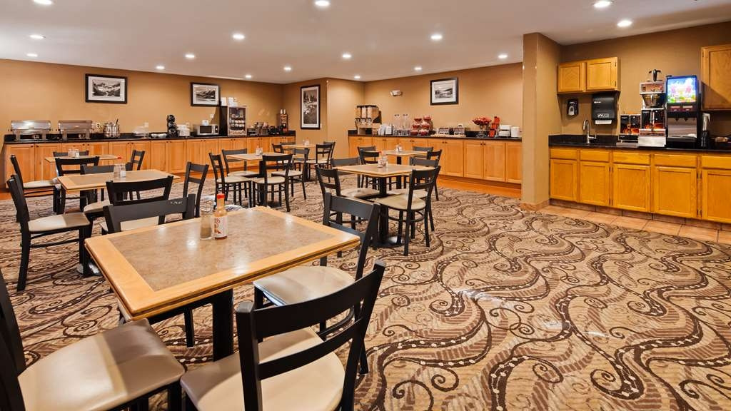 Best Western Blackfoot Inn - Breakfast Room
