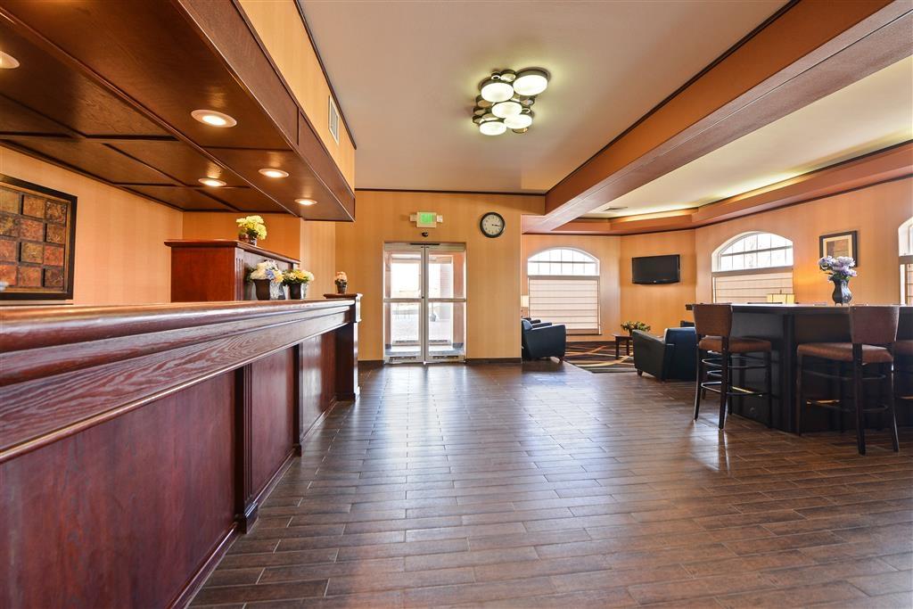 Best Western Plus Meridian - Hall