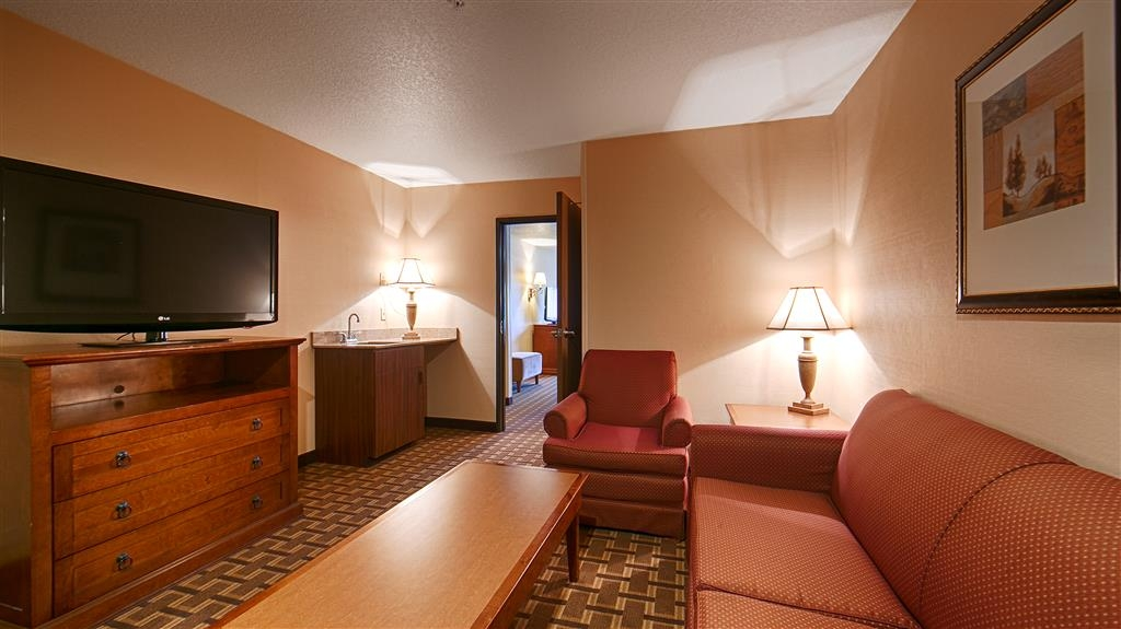 Best Western Plus Meridian - Suite
