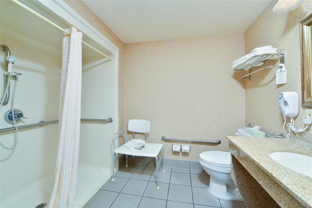 Best Western Plus Meridian - Salle de bain