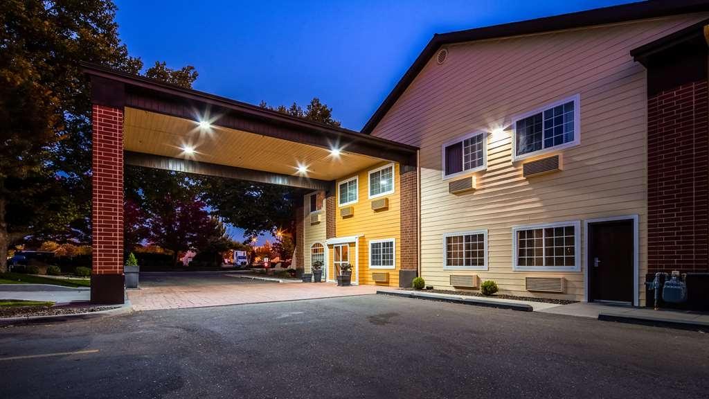 Best Western Plus Meridian - Facciata dell'albergo