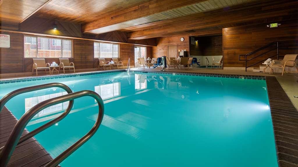 Best Western Plus Meridian - Vue de la piscine