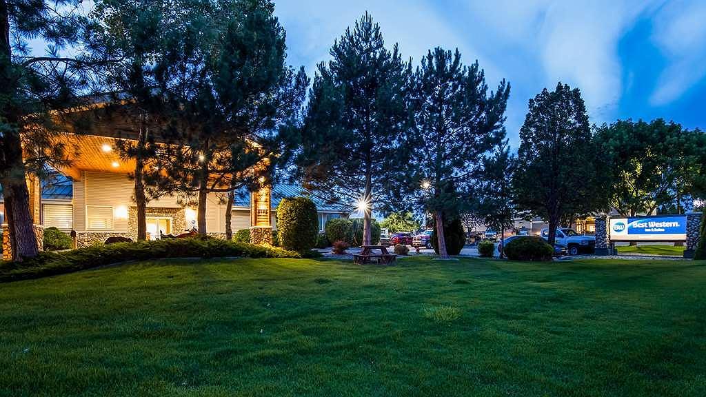Best Western Sawtooth Inn & Suites - Aussenansicht