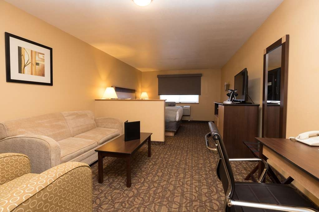 Best Western Sawtooth Inn & Suites - Chambres / Logements