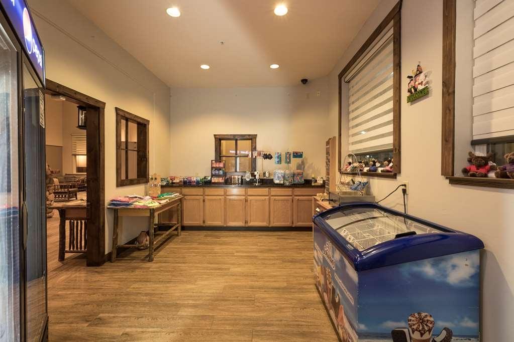 Best Western Sawtooth Inn & Suites - cadeau shop