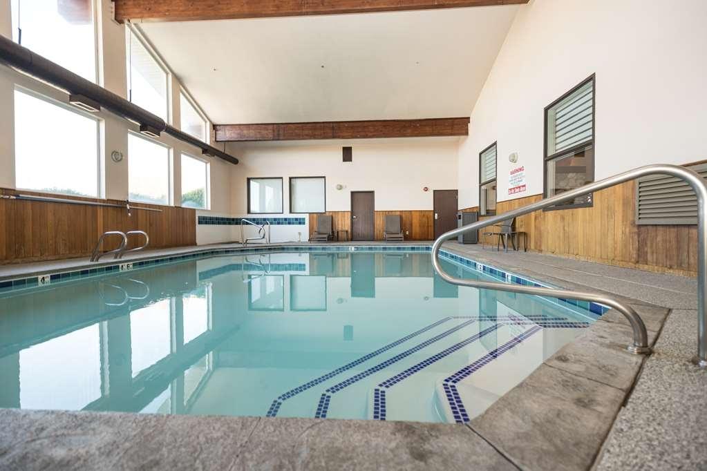 Best Western Sawtooth Inn & Suites - chaud baignoire
