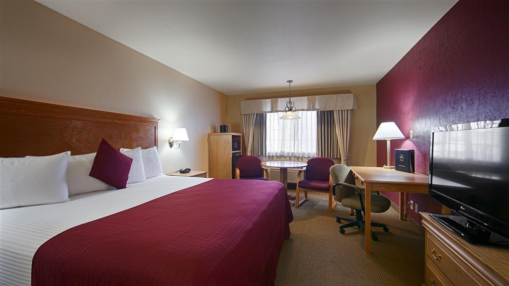 Best Western Plus Caldwell Inn & Suites - Camere / sistemazione