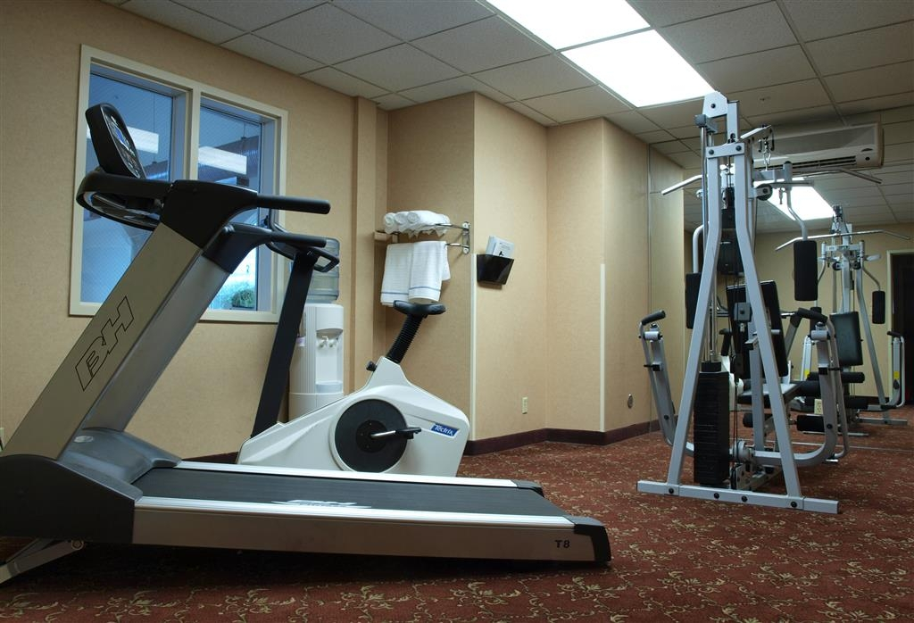 Best Western Plus Caldwell Inn & Suites - exercise chambre