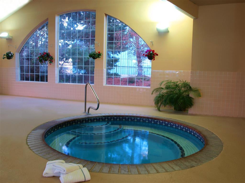 Best Western Plus Caldwell Inn & Suites - Bain bouillonnant
