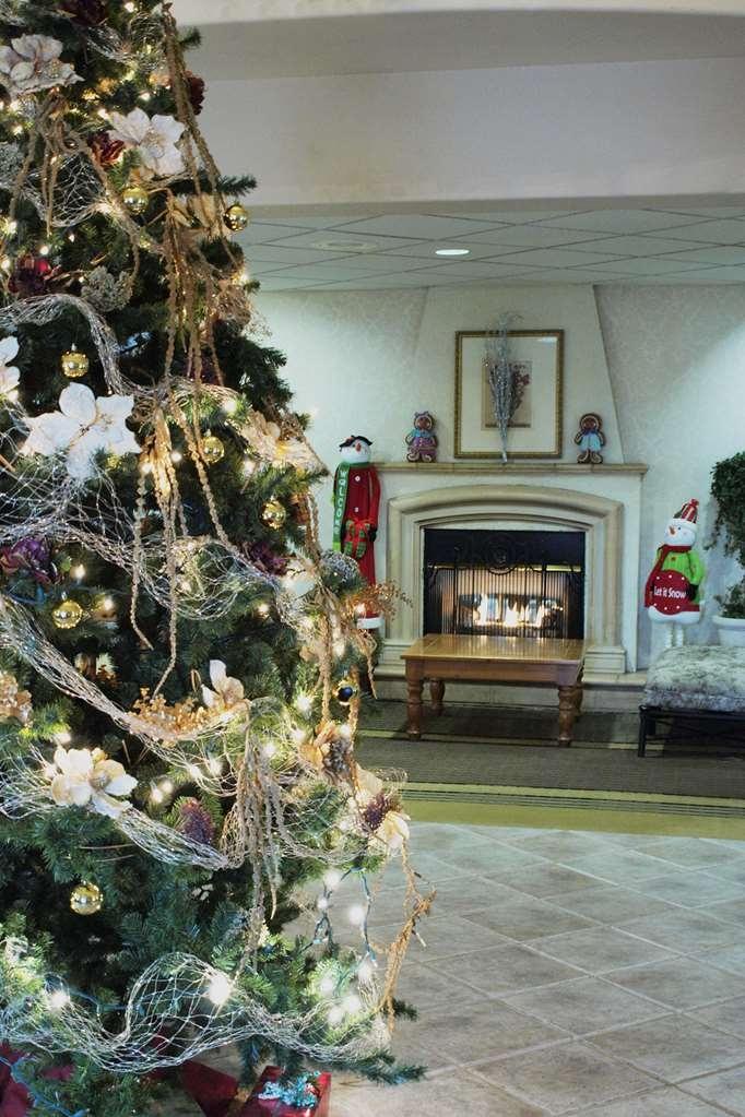 Best Western Plus Caldwell Inn & Suites - Vue du lobby