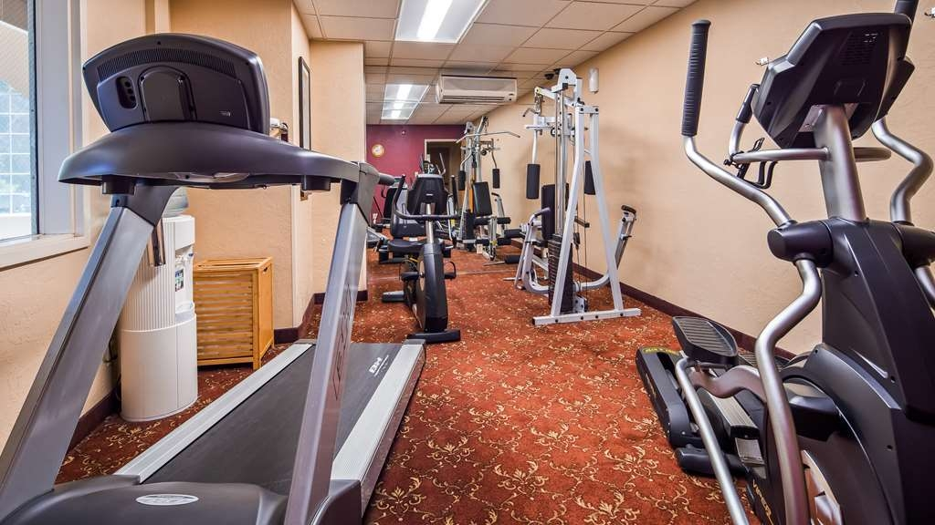 Best Western Plus Caldwell Inn & Suites - Club de remise en forme