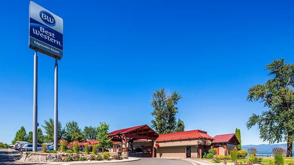 Best Western Edgewater Resort - Aussenansicht