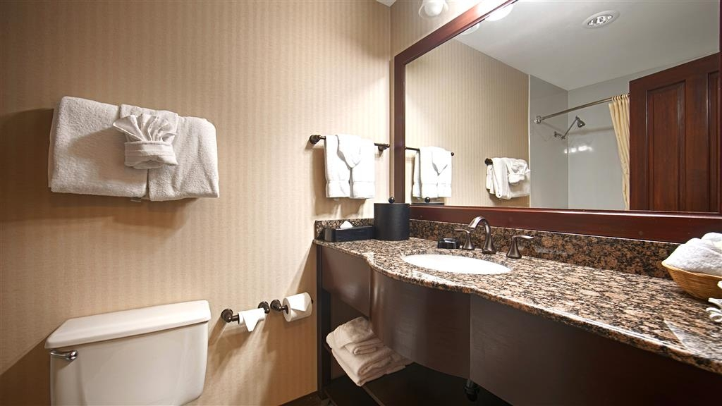 Best Western Edgewater Resort - Salle de bain