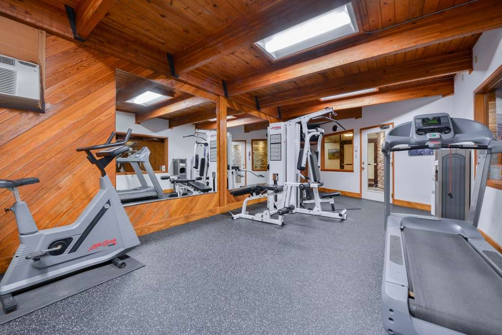 Best Western Edgewater Resort - Club de remise en forme