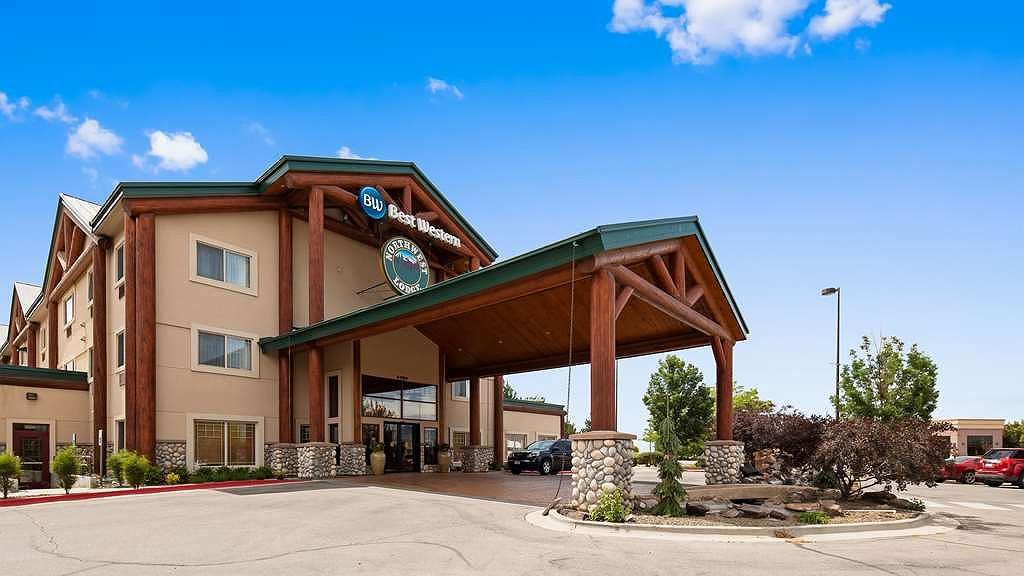 Best Western Northwest Lodge - Area esterna