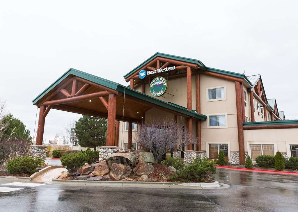 Best Western Northwest Lodge - Vista Exterior