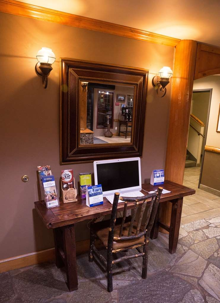 Best Western Northwest Lodge - Business center includes high-speed internet, printing, scanning, and faxing. We provide you with basic office supplies.