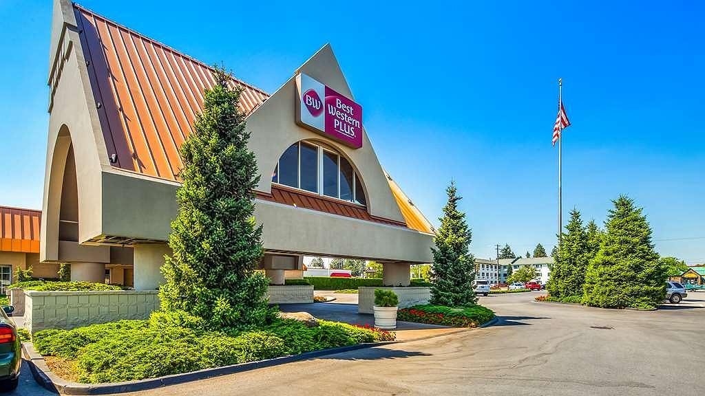 Best Western Plus Coeur d'Alene Inn - Vista exterior