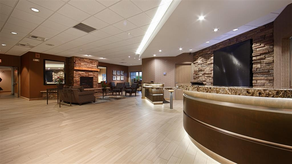 Best Western Plus Coeur d'Alene Inn - Hall