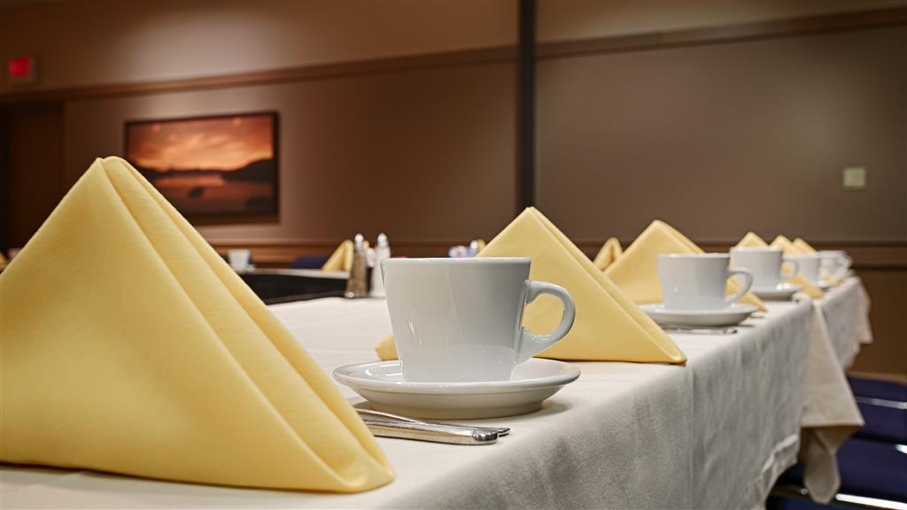 Best Western Plus Coeur d'Alene Inn - Sala de reuniones