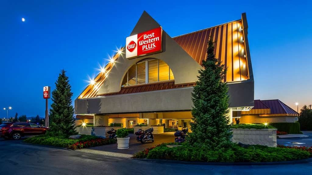 Best Western Plus Coeur d'Alene Inn - No matter what time of year, we know you will love the Best Western Plus Coeur d'Alene Inn.