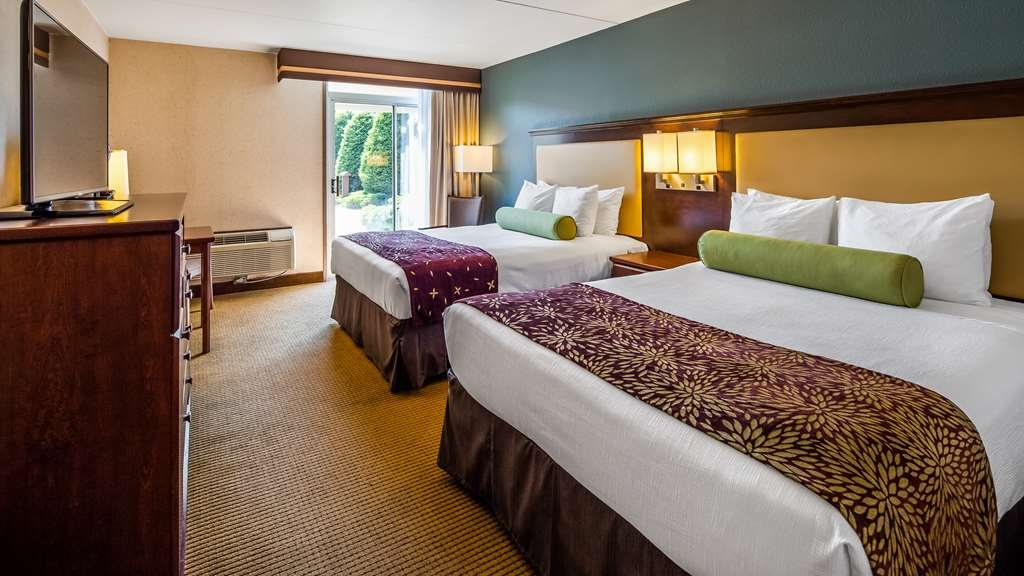 Best Western Plus Coeur d'Alene Inn - Habitaciones/Alojamientos