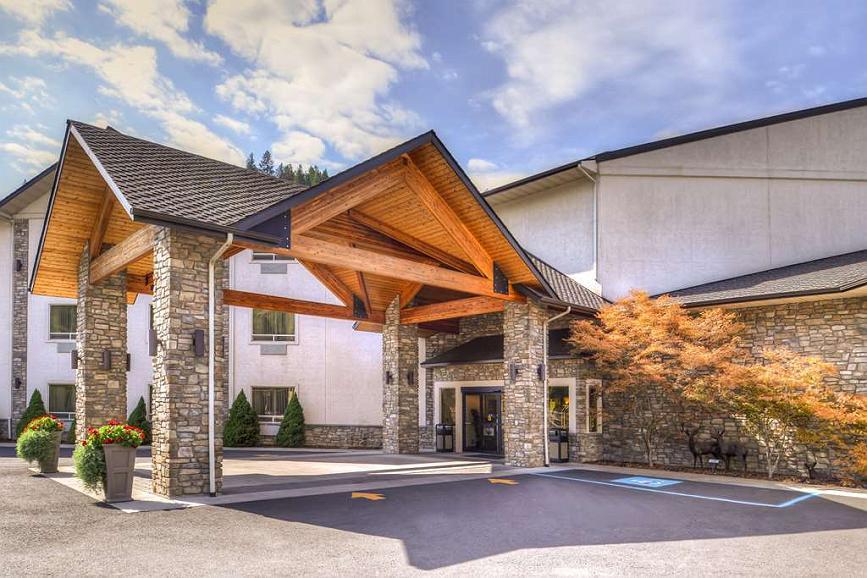Best Western Lodge at River's Edge - Area esterna