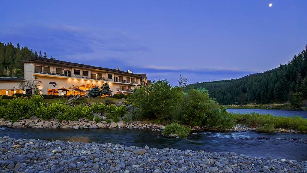 Best Western Lodge at River's Edge - Vue extérieure