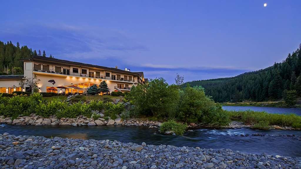 Best Western Lodge at River's Edge - Vista exterior