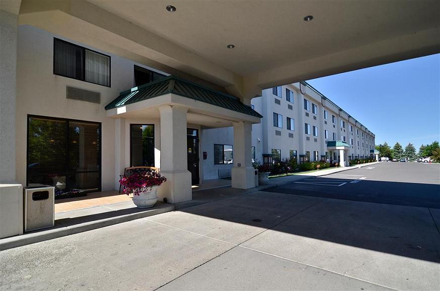 Best Western Plus Twin Falls Hotel - Außenansicht