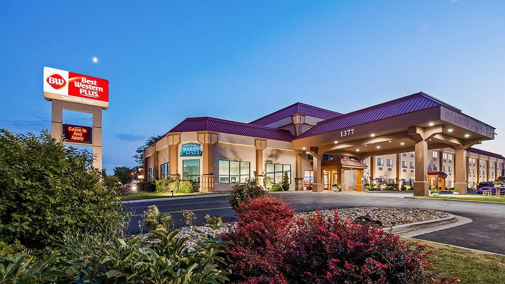 Best Western Plus Twin Falls Hotel - Vista exterior